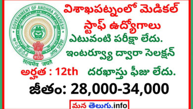 dmho-visakhapatnam-recruitment-in-telugu